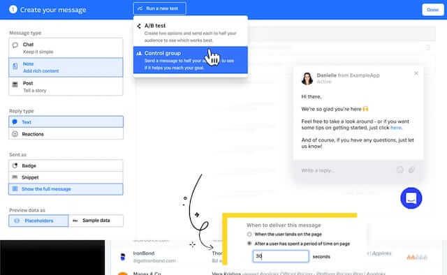 Intercom sales engagement platform