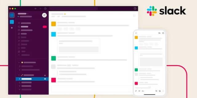 Slack, remote communication tool