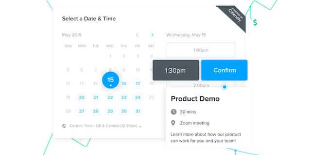 Calendly, remote communication tool