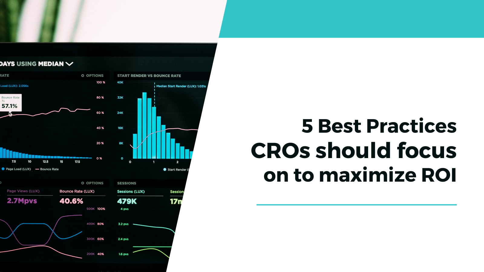 5 Best-Practices CROs should focus on to maximize ROI