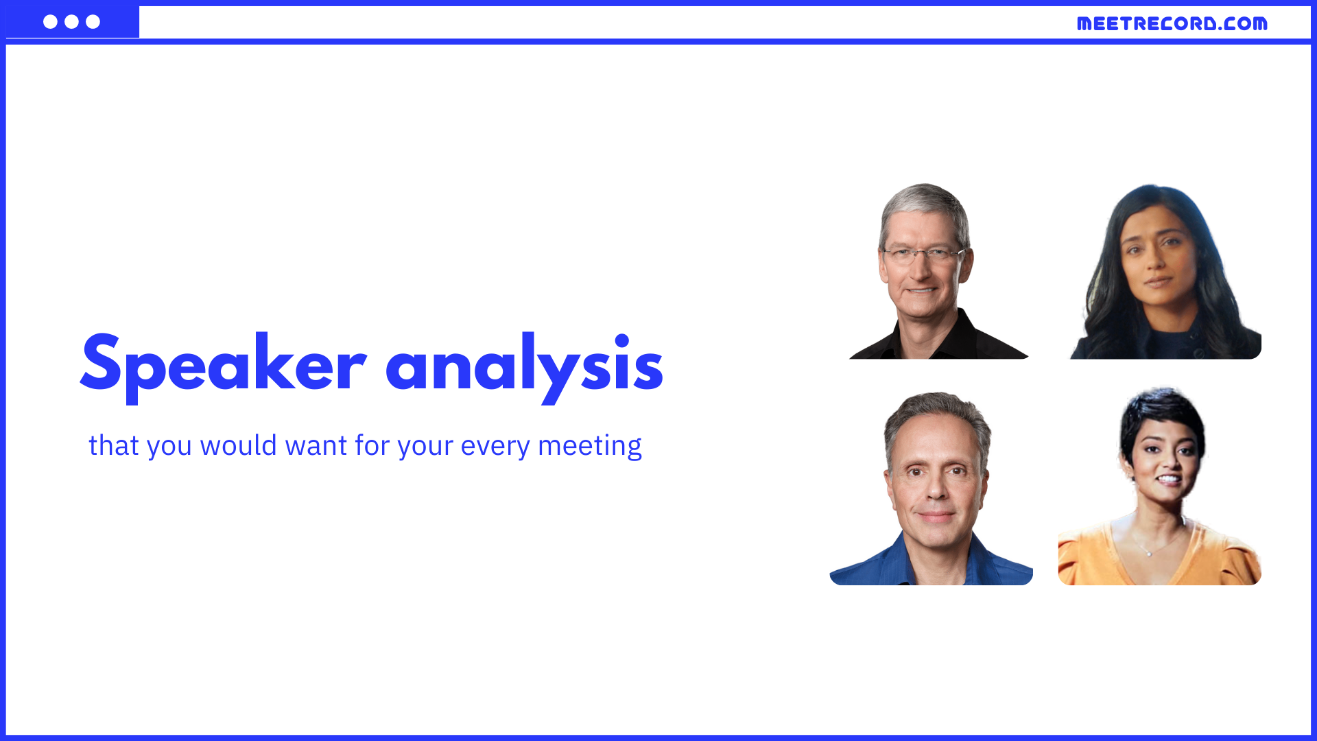 What if, Apple Event was a Sales Pitch?