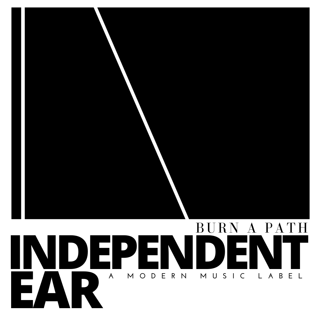 Logo created by Owl Street Studio for Independent Ear Records