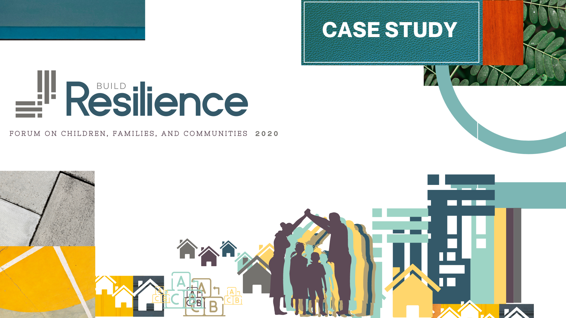 Title card for the Build Resilience case study by marketing and design agency Owl Street Studio