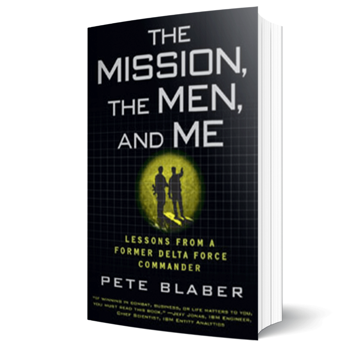 The Mission, The Men, and Me Book