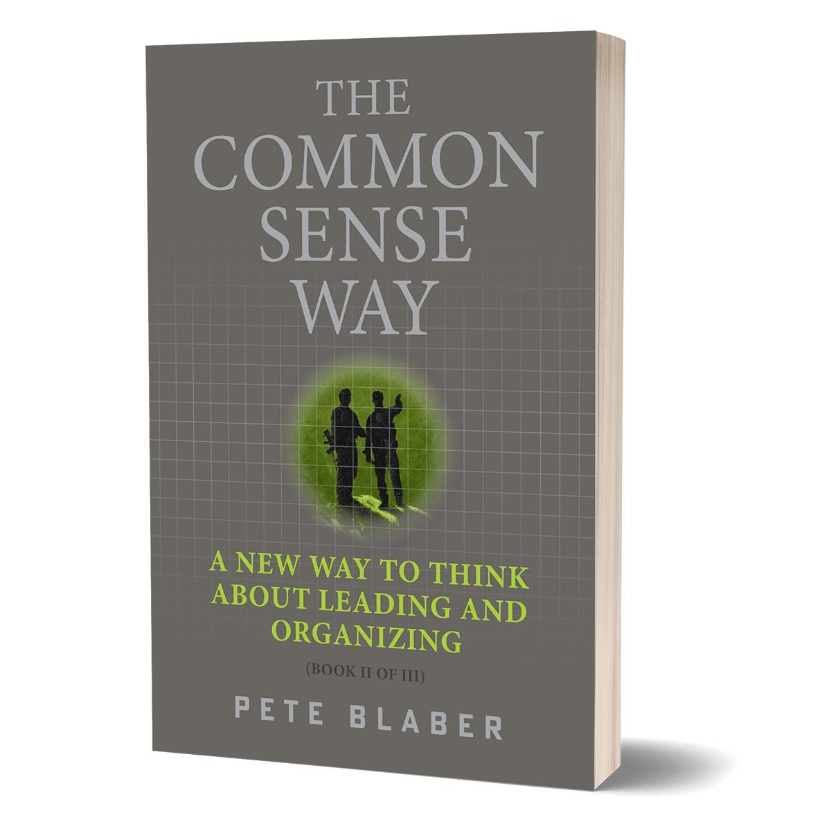 The Common Sense Way Book