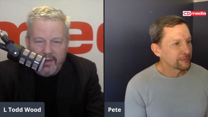 Pete Blaber and L Todd Wood discuss The Common Sense Way and dive into leadership, history, and current events.