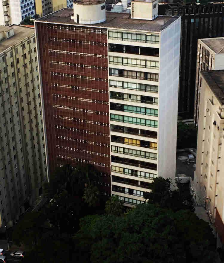 Prédios mais bonitos de São Paulo: Ed Abaunas