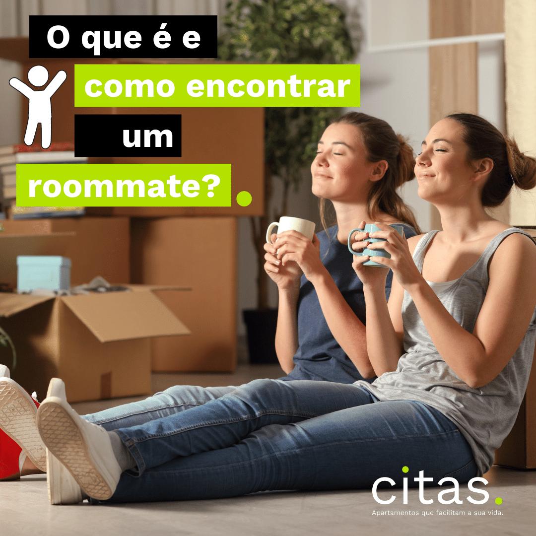 O que é um roommate e como posso encontrar o roommate ideal?
