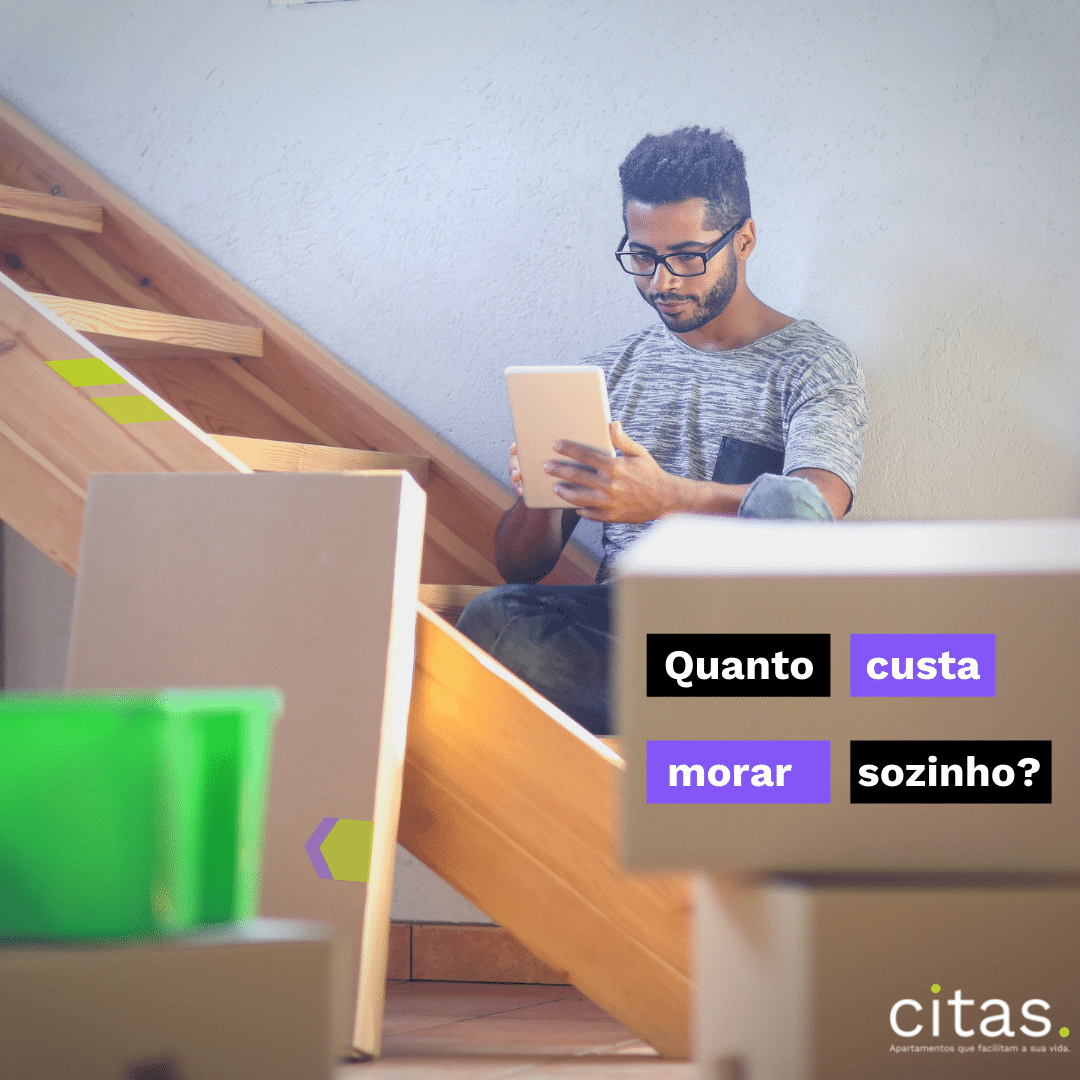 Quanto custa morar sozinho em São Paulo?