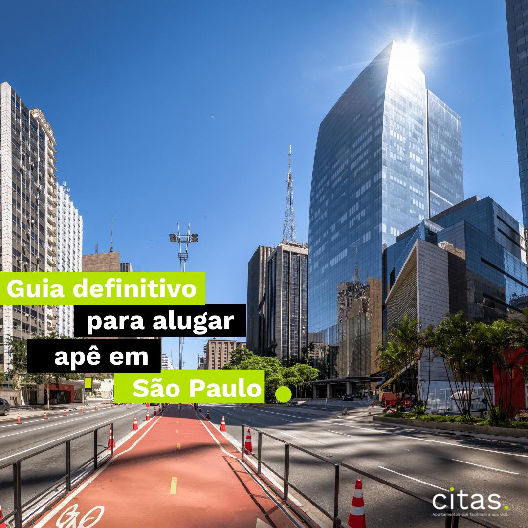 Como alugar apartamento em São Paulo