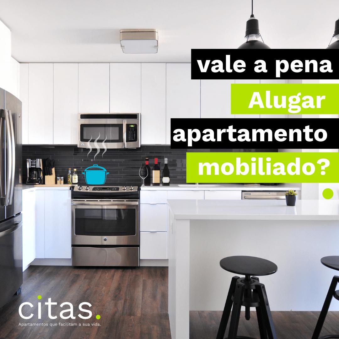 Alugar apartamento mobiliado: quais os benefícios?
