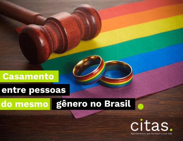 Casamento entre pessoas do mesmo gênero no Brasil