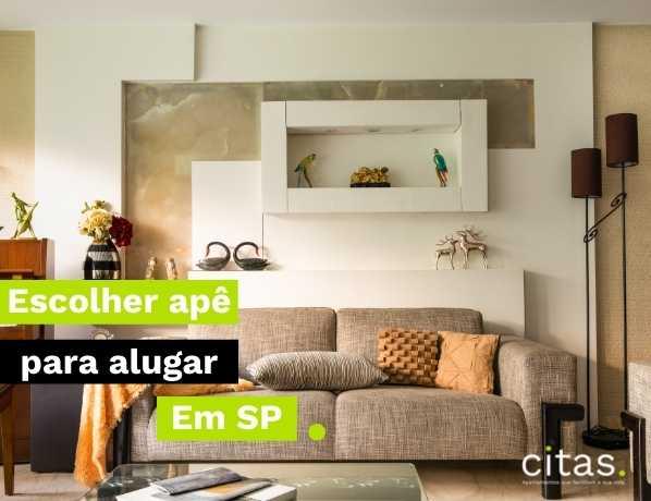 Como escolher apartamento para alugar em São Paulo