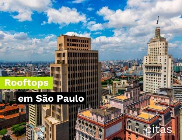 Rooftops em São Paulo: as melhores vistas da cidade
