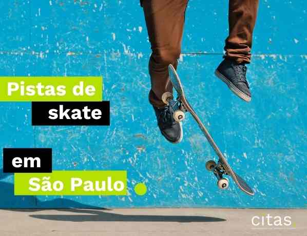 Pistas de Skate: descubra as melhores opções em São Paulo