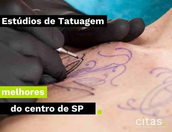 Estúdio de Tatuagens em São Paulo- As melhores opções no centro