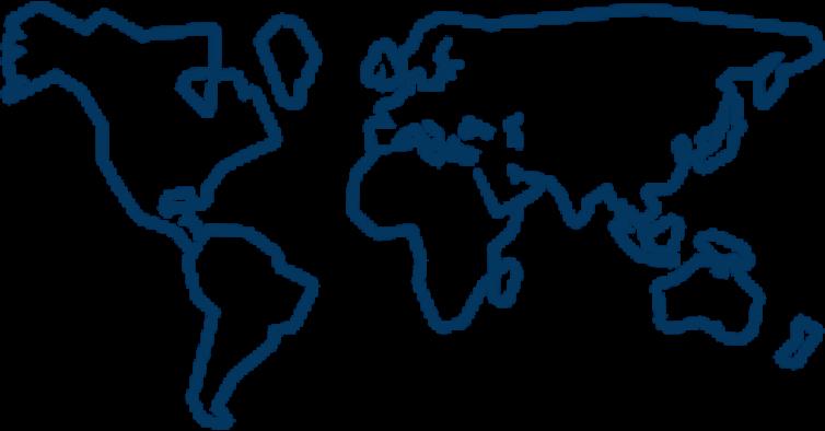 global map image