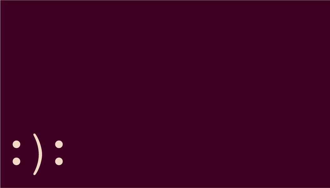 Logo design for Pretty Ugly Bar