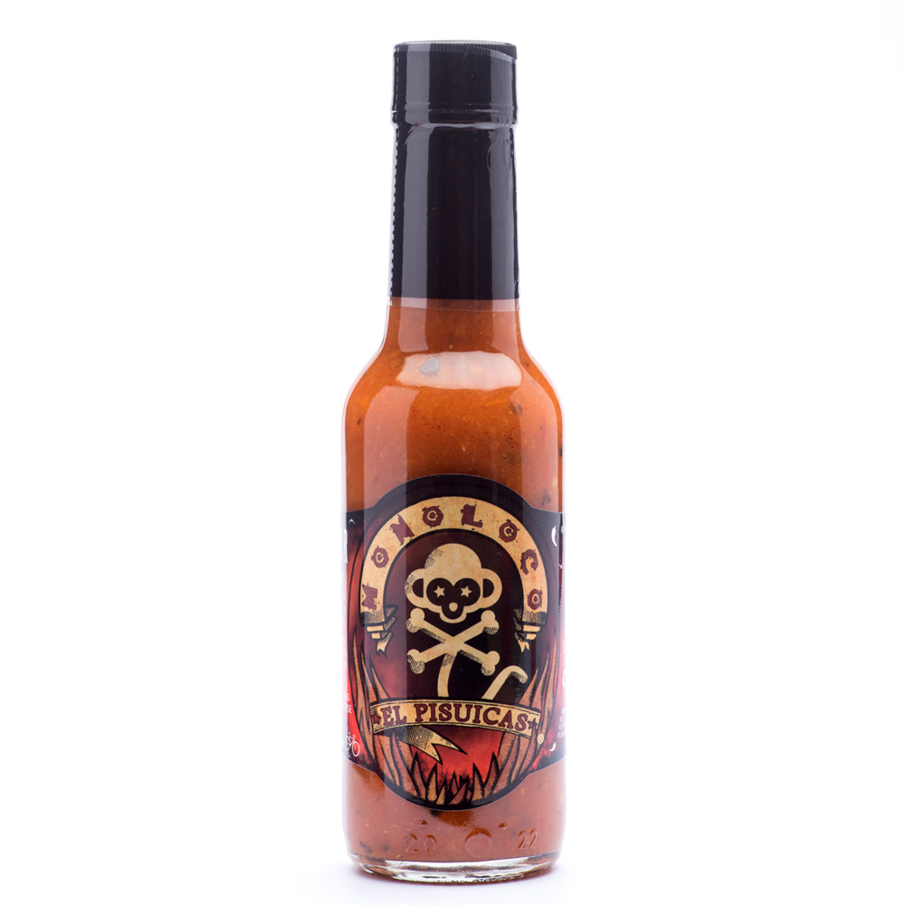 Pisuicas Hot Sauce