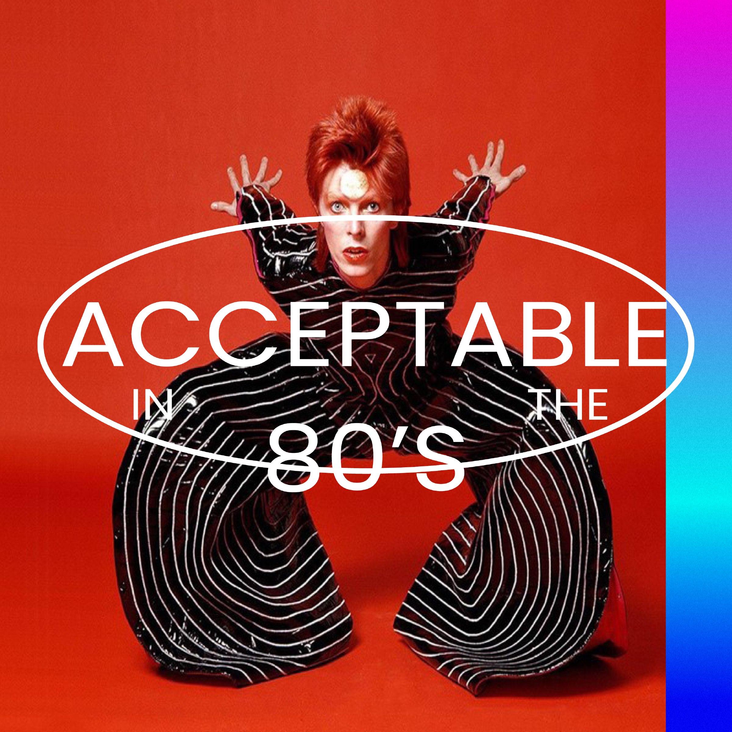 Acceptable in the 80's