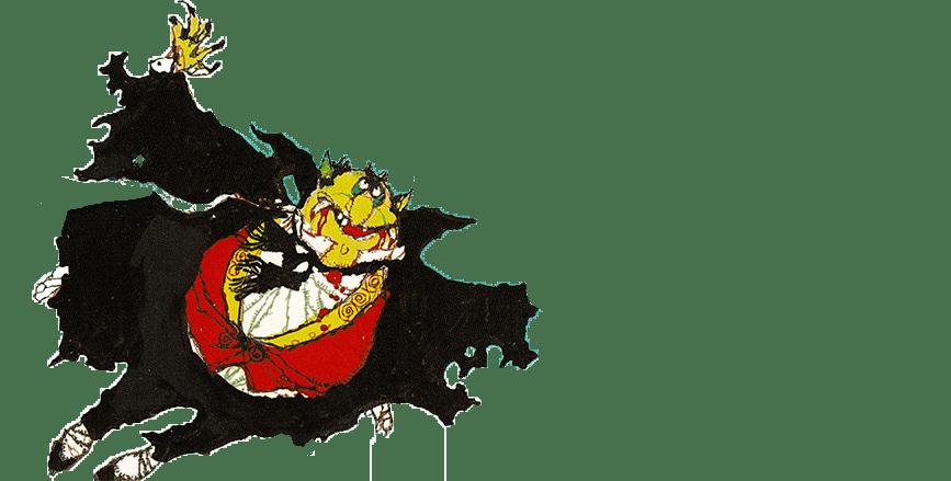 Dracula's Bedtime Storybook