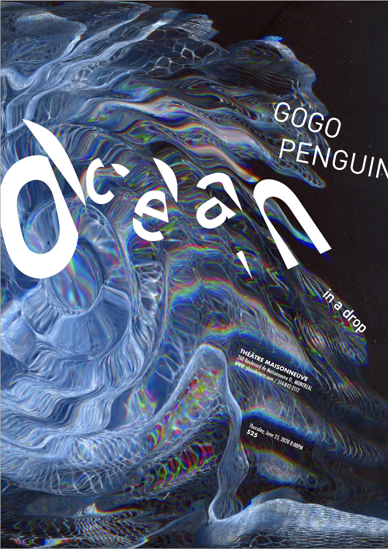 ocean in a drop poster