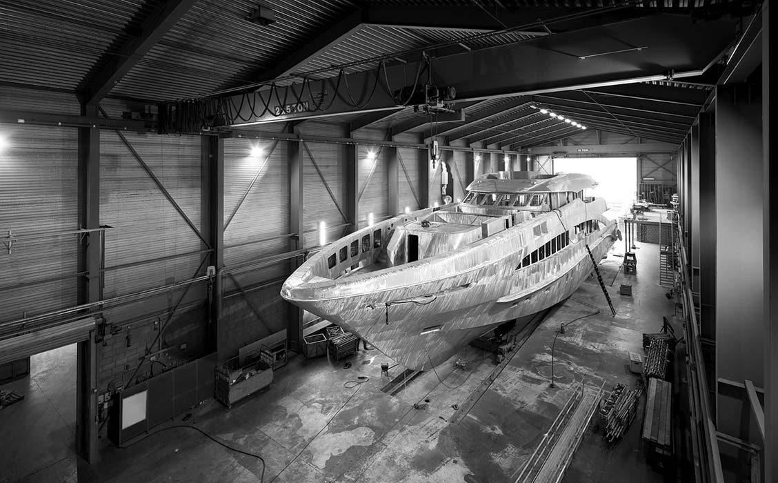 BehneMar New Build Yachts