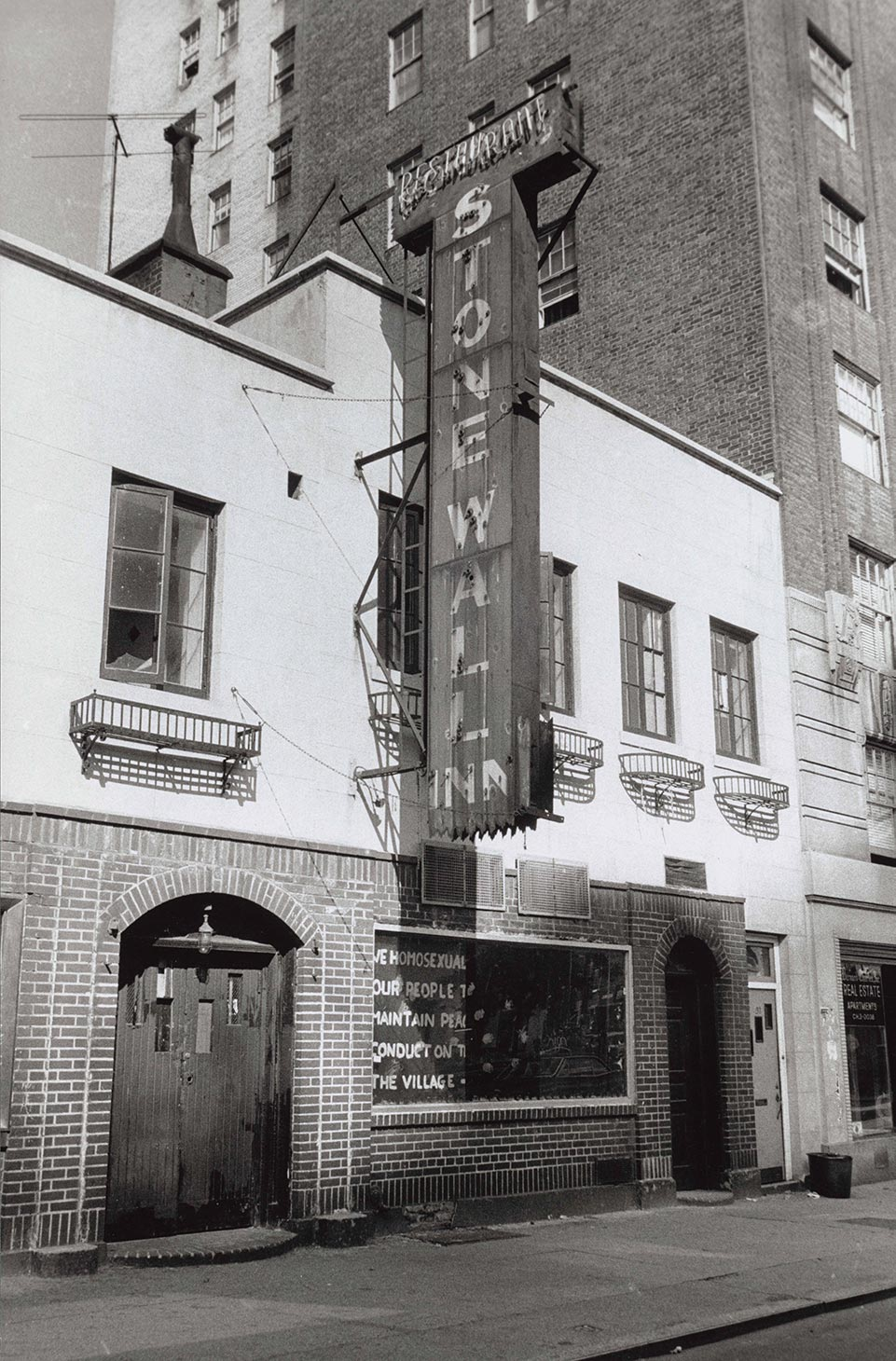 The Stonewall Inn, New York