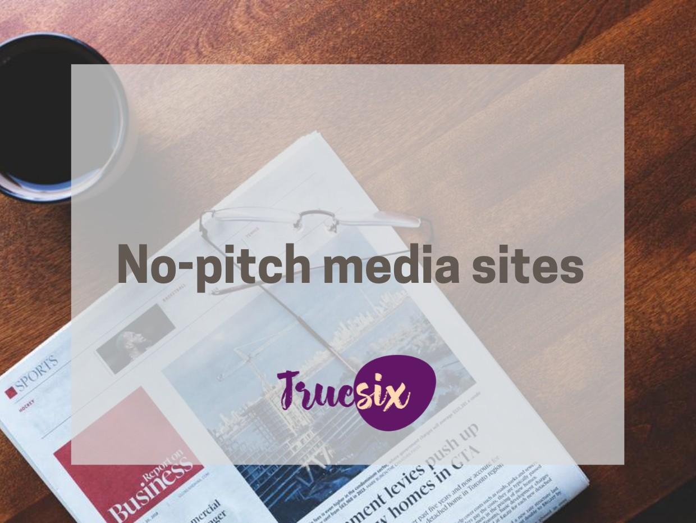 no pitch media