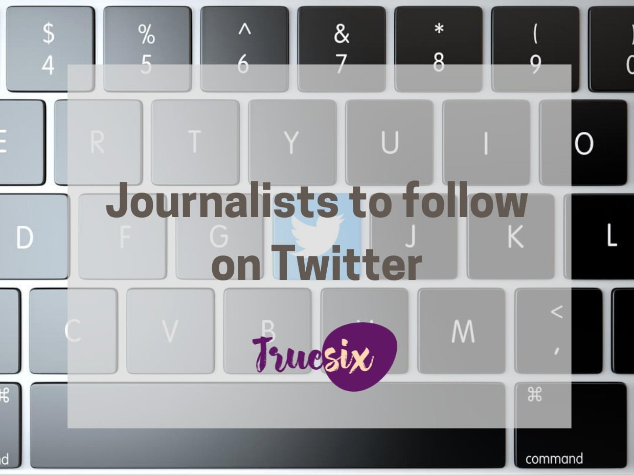 journalists to follow on twitter