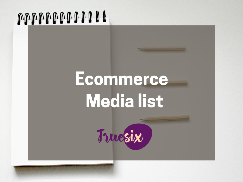 ecommerce media list