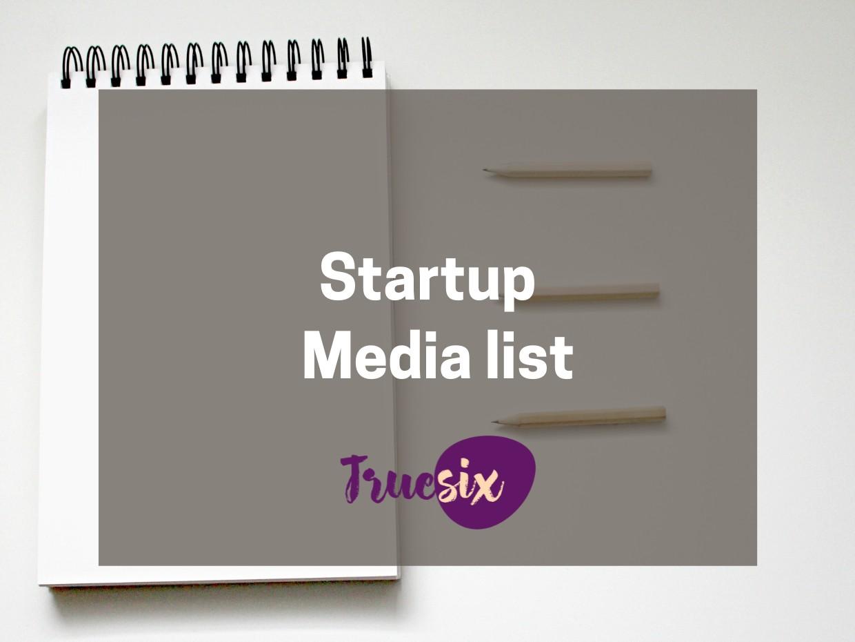 startup media list