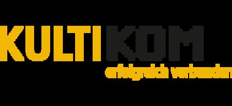 Partner Logo KultiKom erfolgreich verbunden.