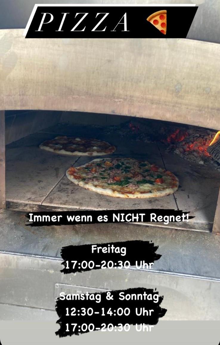 pizza ofen bild