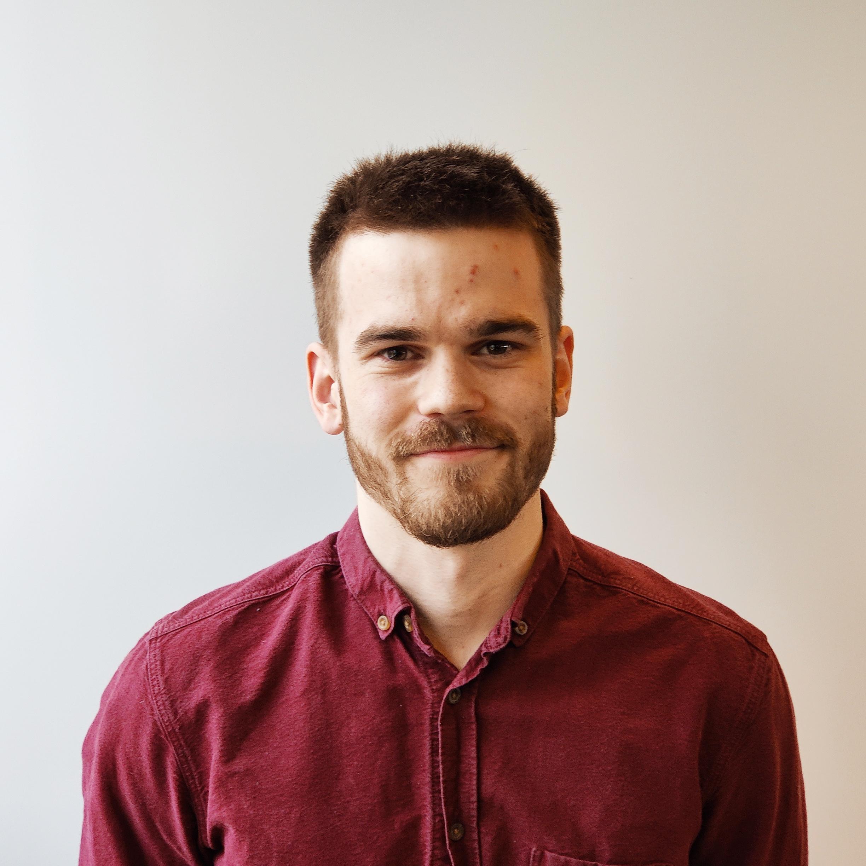 Portrait of Jacob, CPO
