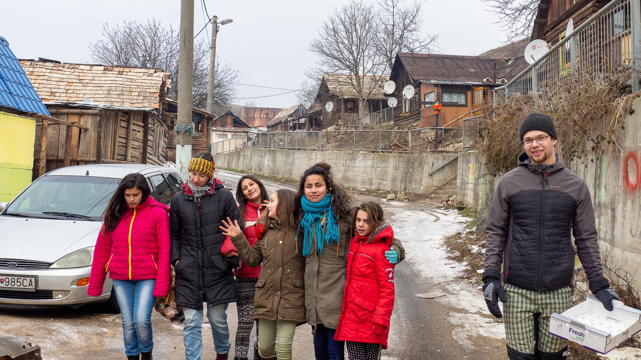 Ohlasovanie evanjelia v Klenovci a okolí v zime 2018/2019