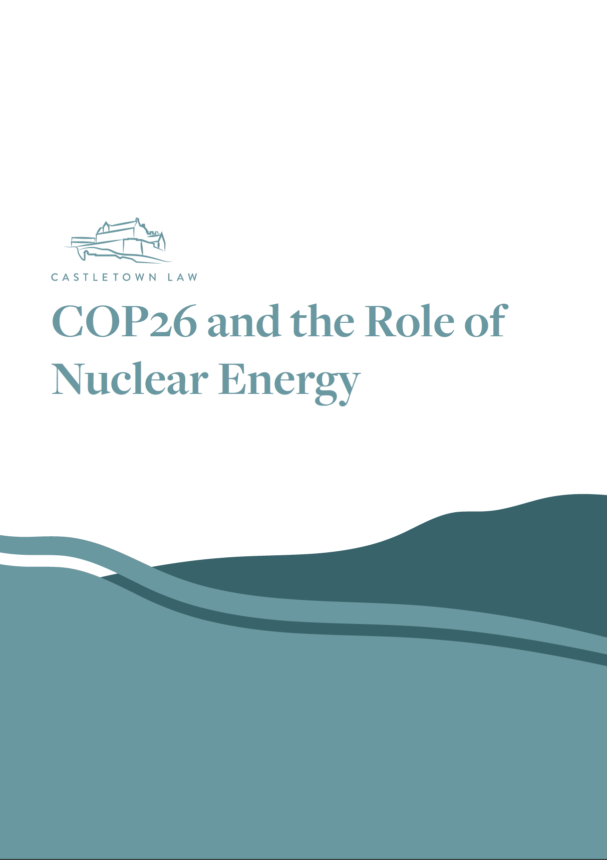 COP26 and the role of Nuclear Energy (Nov 2020)