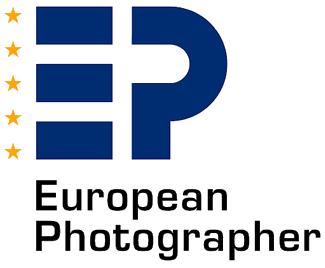 Logo european photographer