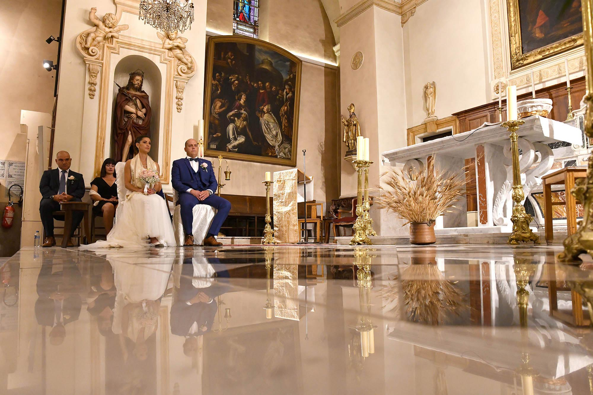 photographe-mariage-vaucluse-eglise