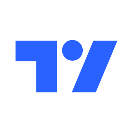Tradingview logo for the tradingview charting platform on tradingview.com