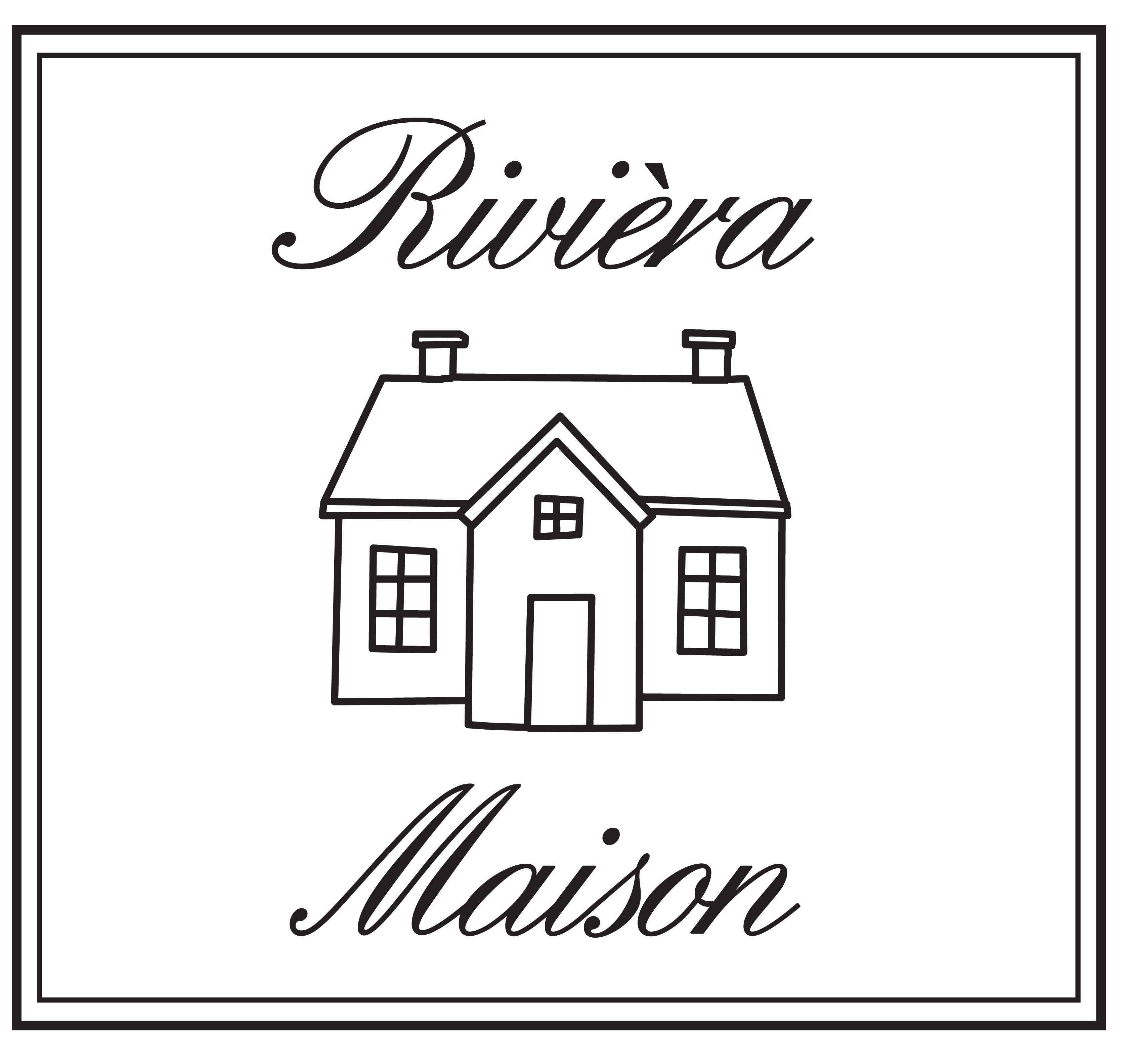 Logo Riviéra Maison