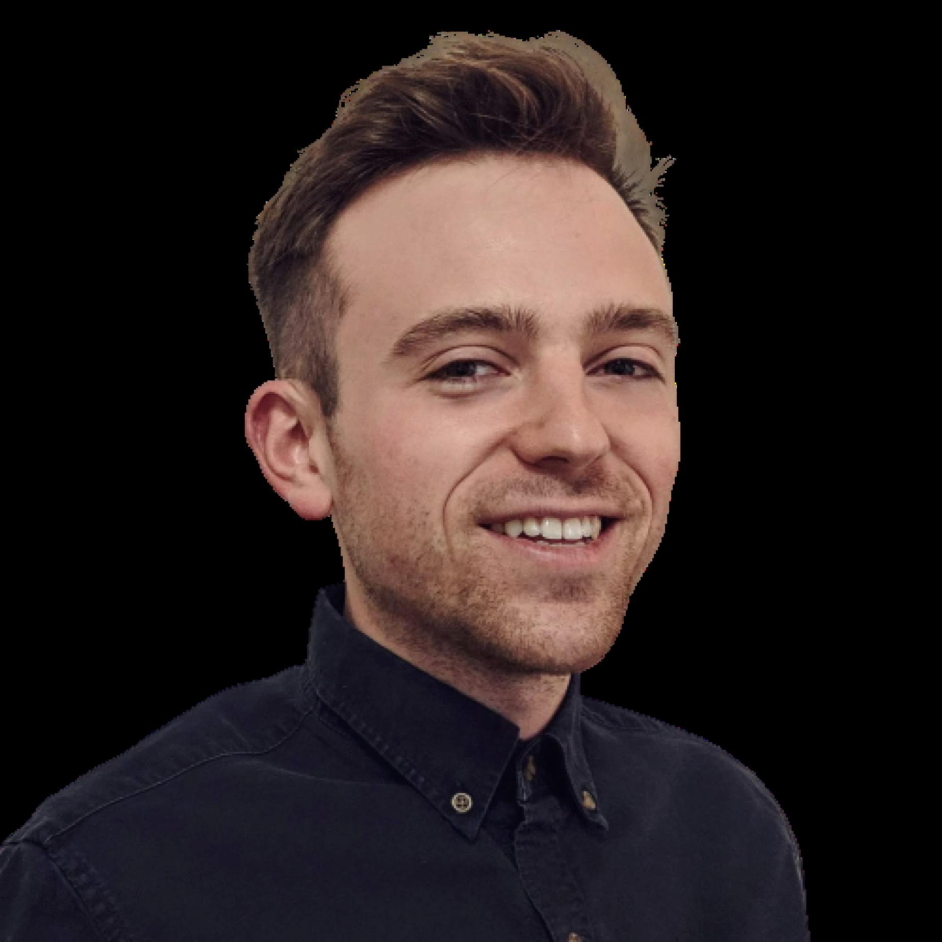 A snazzy profile photo of Jesse