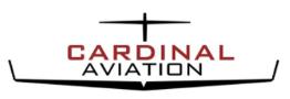 Cardinal aviation logo