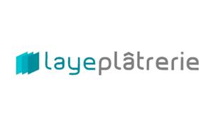 Logo entreprise Laye Plâtrerie