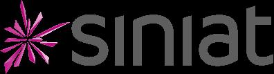 logo Siniat gris
