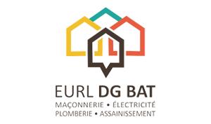 logo entreprise DG BAT