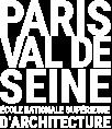 logo paris val de seine architecte