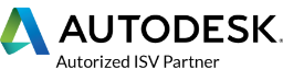 logo Autodesk noir