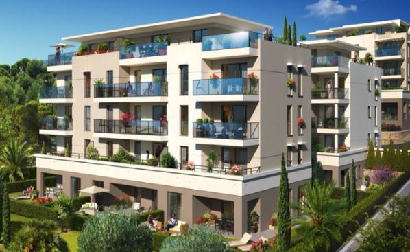 image 3D logements