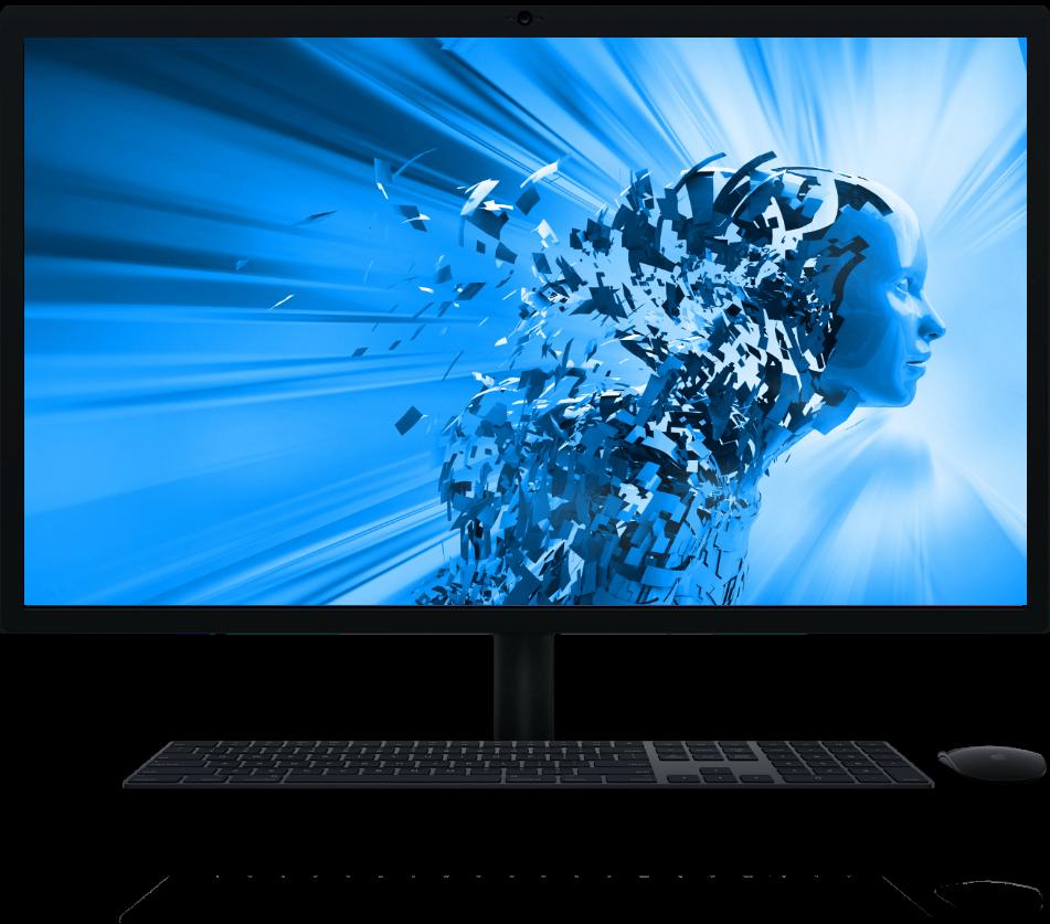 photo écran ordinateur
